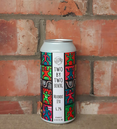 Movement – Two by Two – 6.2% NEIPA