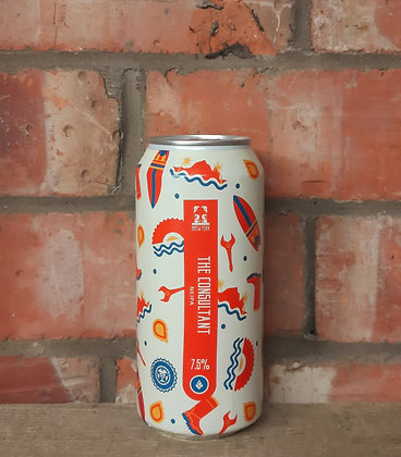 The Consultant – Brew York – 7.5% NEIPA