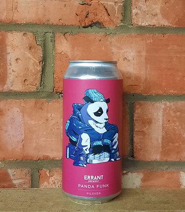 Panda Funk – Errant – 5.5% Pilsner