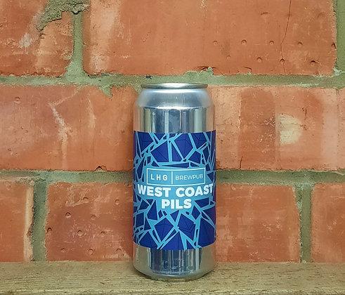 West Coast Pils – Left Handed Giant – 5% WC Pils
