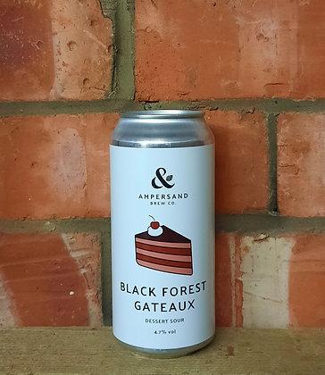 Black Forest Gateaux – Ampersand – 4.7% Dessert Sour