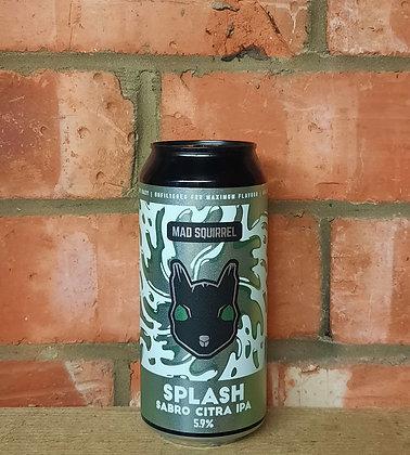 Splash – Mad Squirrel – 5.9% Sabro Citra IPA