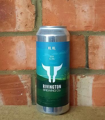 KL KL – Rivington – 6.3% DDH NEIPA