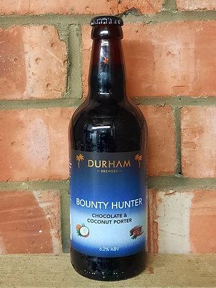 Bounty Hunter – Durham – 6.2% Chocolate & Coconut Stout