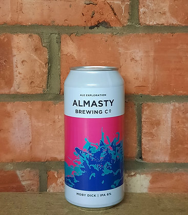 Moby Dick – Almasty – 6% IPA