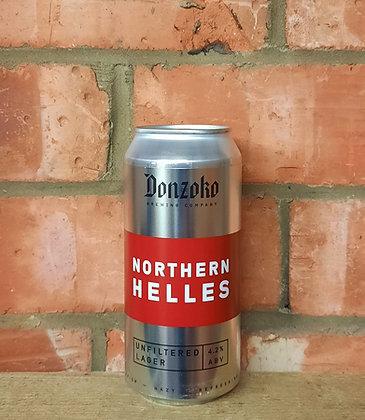Northern Helles – Donzoko – 4% Helles Lager