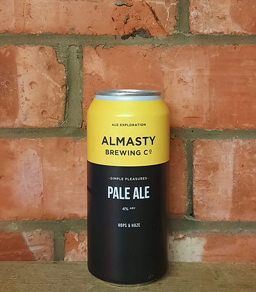 Simple Pleasures – Almasty – 4% Session Pale