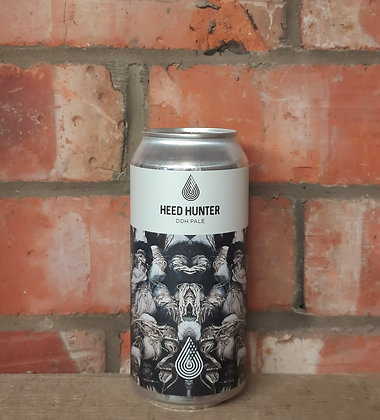 Heed Hunter – By The River Brew Co. – 4.5% DDH Pale