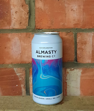 Space Queen – Almasty – 3.5% Small IPA