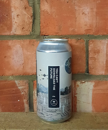 You Can't Download The Future – Wylam – 7.4% IPA