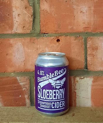 Sloeberry – Bumble Bee Cider – 4% Sloe Cider