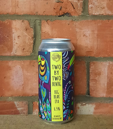 Big Beak – Two by Two – 6.5% NEIPA