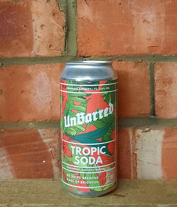 Tropic Soda – Unbarred – 5.8% Tropical Pale