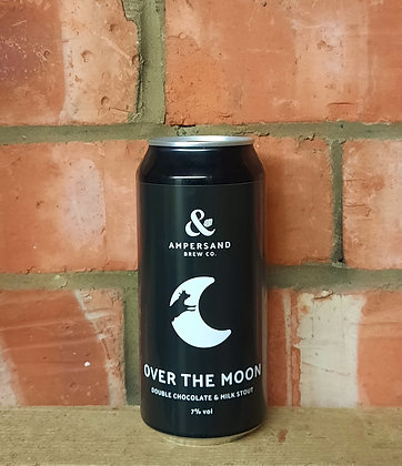 Over The Moon – Ampersand – 7% Double Choc Milk Stout