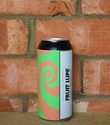 Fruit Lupe – Brass Castle – 4.8% Chinook Hopped Pale