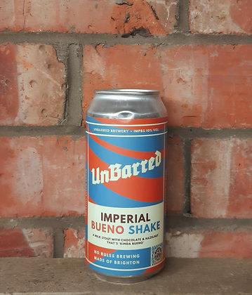Imperial Bueno Shake – Unbarred – 10% Kinda Bueno Impy Stout