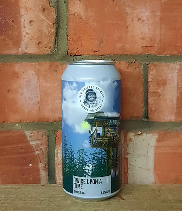 Twice Upon A Time – New Bristol– 8.5% Double IPA