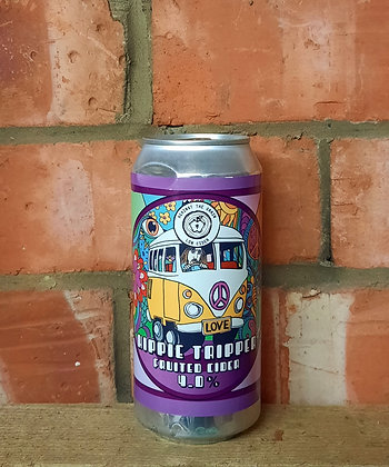Hippie Tripper – Against The Grain Cidery – 4% Cherry & Pomegranate Cider