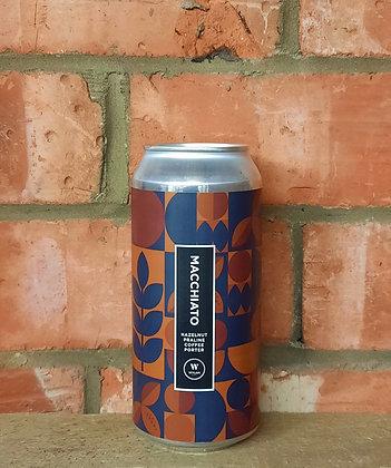 Macchiato – Wylam – 6.5% Hazelnut Praline Coffee Porter