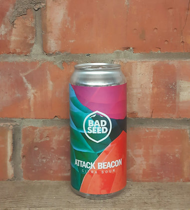 Attack Beacon – Bad Seed – 4.6% Citra Sour