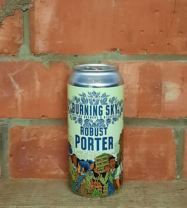 Robust Porter – Burning Sky – 5.8% Porter
