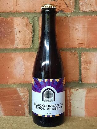 Blackcurrant & Lemon Verbena – Vault City – 7.5% Ribena Style Sour