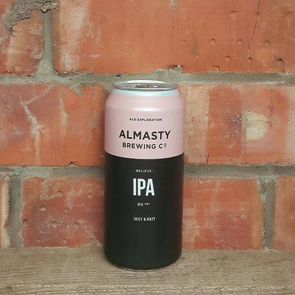 Believe – Almasty – 6% IPA