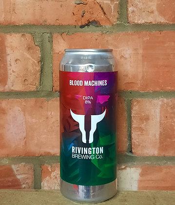Blood Machines – Rivington – 8% DIPA