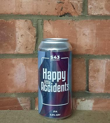 Happy Little Accidents – s43 – 6.8% IPA