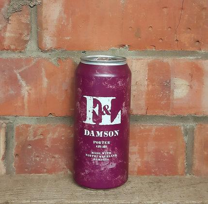 Damson – First & Last – 4.8% - Porter