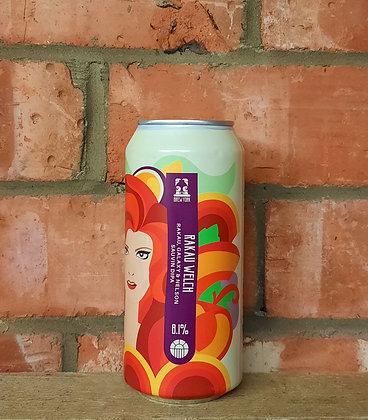 Rakau Welch – Brew York – 8.1% DIPA