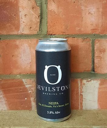 NEIPA – Devilstone – 5.8% NEIPA