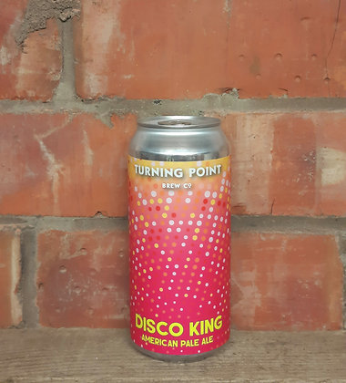 Disco King – Turning Point – 5.1% American Pale