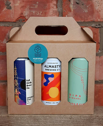 3 Can Gift Box (you pick the style)