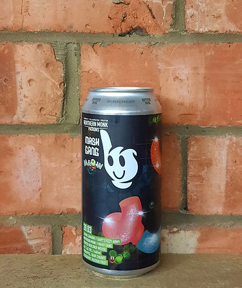 Gary's Fizzy Army – Northern Monk X Mash Gang – 2.4% Fruited Berliner Weisse