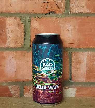 Delta Wave – Bad Seed – 4.1% Mosaic & Simcoe Pale