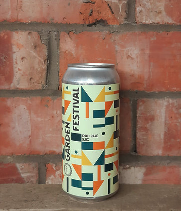 Garden Festival – Great North Eastern Brew Co. – 5% DDH Pale