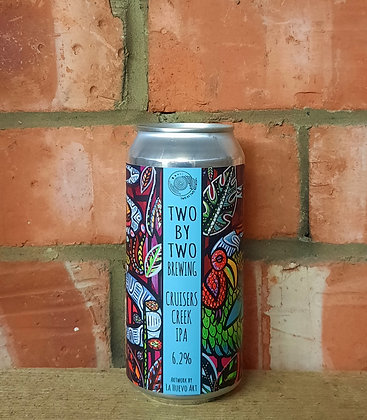 Cruisers Creek – Two by Two – 6.2% IPA