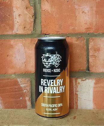 Revelry In Rivalry – Fierce X NZBC – 8.5% NZ vs OZ DIPA