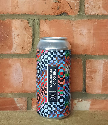 The Cold Condition – Wylam – 4.6% Lagerbier