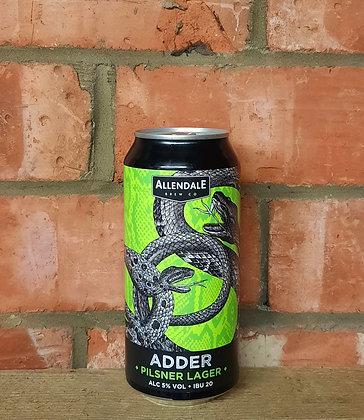 Adder – Allendale – 5% Pilsner