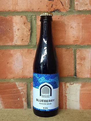 Blueberry Session Sour – Vault City – 4.5% Session Sour