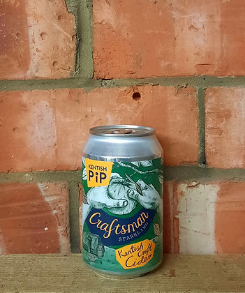Craftsman – Kentish Pip – 5.7% Traditional Cider