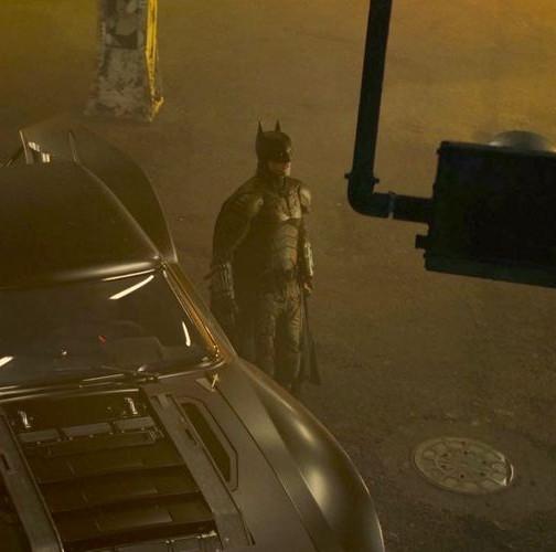 The Batman   Longa não será mais filmado em ambientes reais
