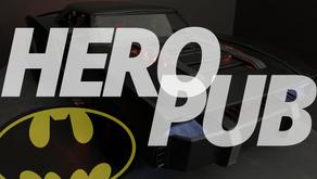 Modelo usado na criação do novo 'Batmóvel' é revelado
