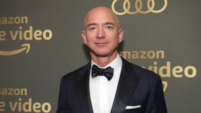 'Dono' da Amazon pode se tornar o primeiro trilionário do mundo