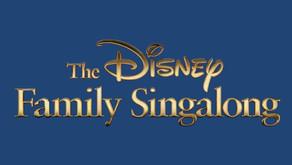 "'Disney Family Sing Along' - especial ""quebrou a internet"""