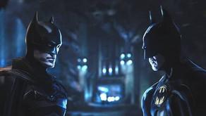 E se o Batman dos anos 90 encontrasse o dos dias atuais?