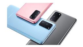 Samsung apresenta o Galaxy S20