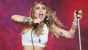 Miley Cyrus: Show cancelado por conta do Coronavírus